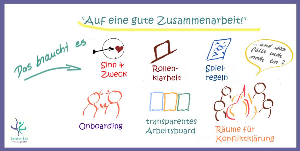 Read more about the article Auf eine gute Zusammenarbeit
